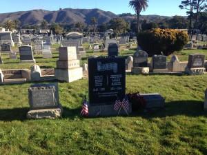 Wyatt Earp's Grave